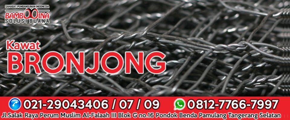 Penjual Kawat Bronjong